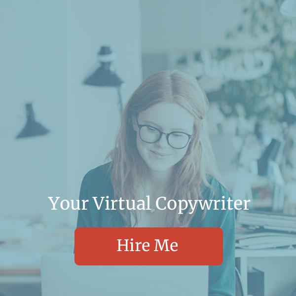 hire a virtual copywriter