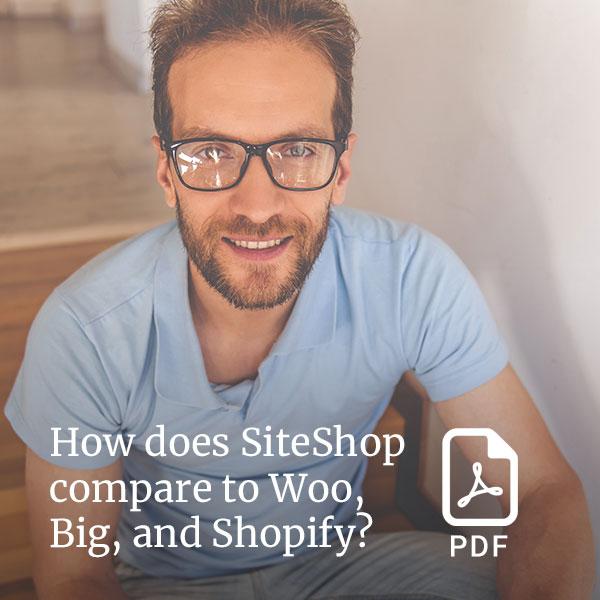 siteshop online store compare